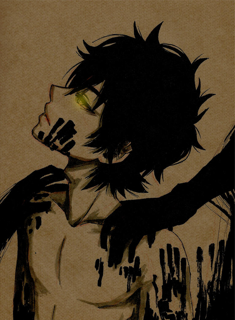 Dark Shun by luxray-meoth