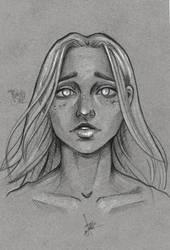 Grey Sketch Illustration
