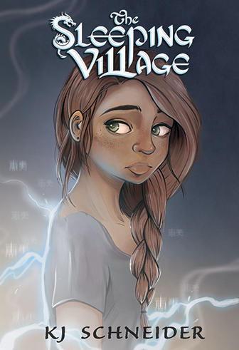 Book Cover-sleeping Village Progress