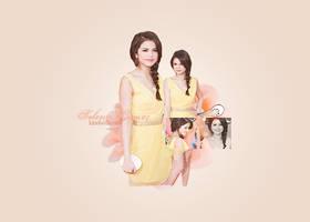 Selena Gomez by kindsoflove