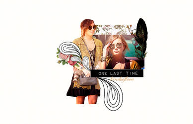 one last time by kindsoflove