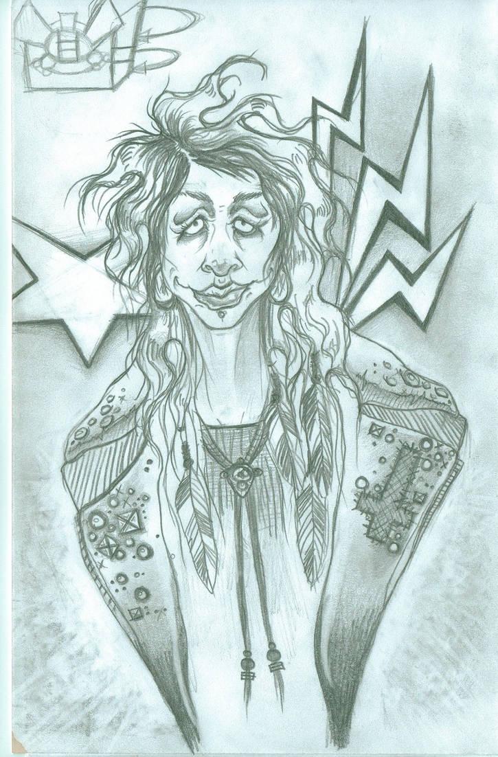 Rock 'n Roll by EbonyLace