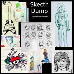 Sketch Dump ... by sena-sena