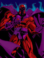 Magneto by srichins80