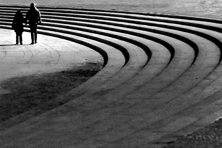 Caminhe a noite by Erdbeersternchen