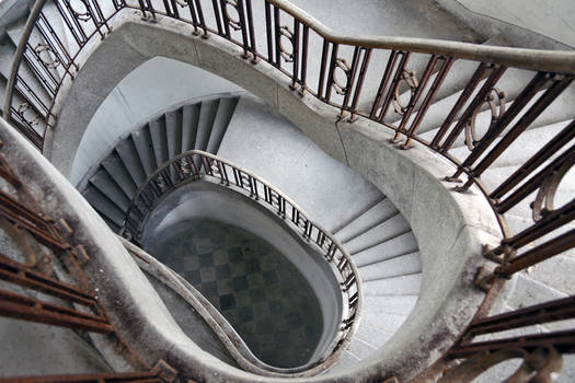 Silent stairs