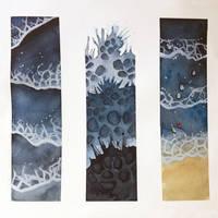 Waves in the sea by Erdbeersternchen