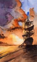 The pirates' desire by Erdbeersternchen