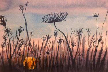 Evening tingle by Erdbeersternchen