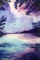 Dreamescape by Erdbeersternchen