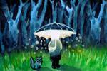 Where are my mushrooms?