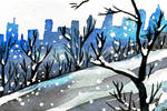 Last piece of winter
