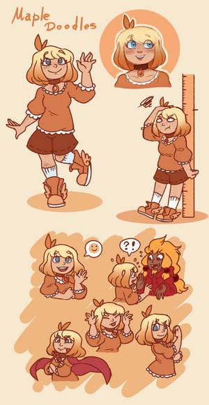 Maple Doodles