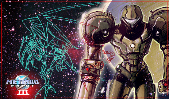 Metroid Prime III by Uncle-White