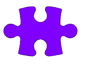 The Color Purple Puzzle by RJ8