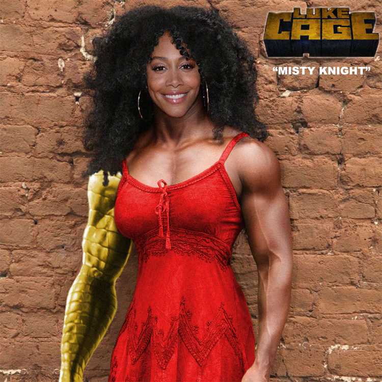 Image Result For Image Result For Simone Missick Measurements