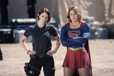 Supergirl by acidrain101