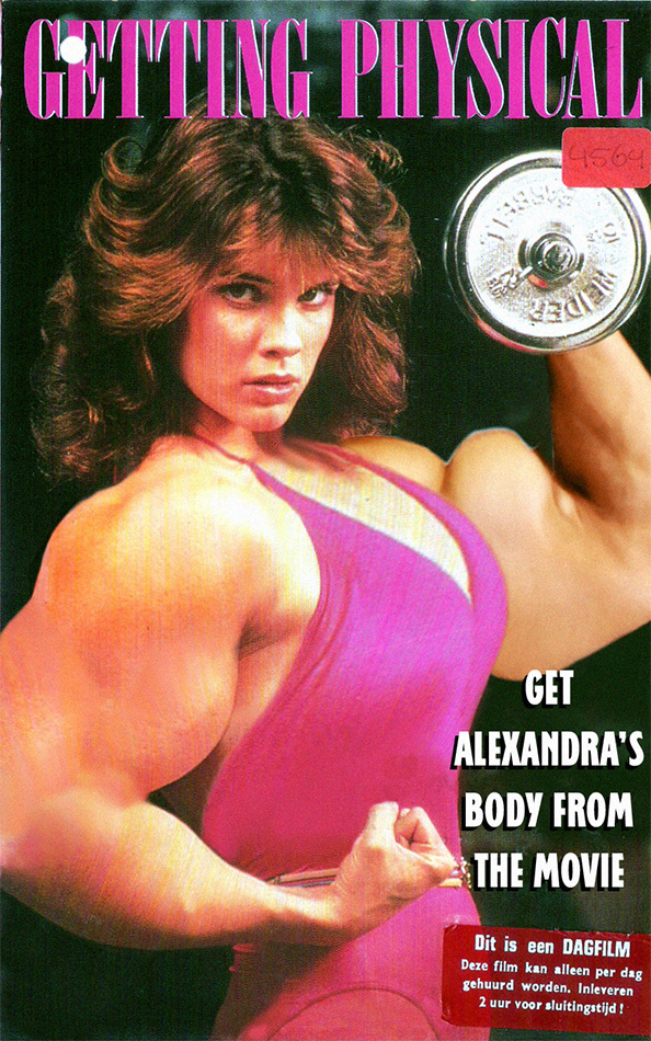 Alexandra Paul's Getting Physical - Workout Video by acidrain101
