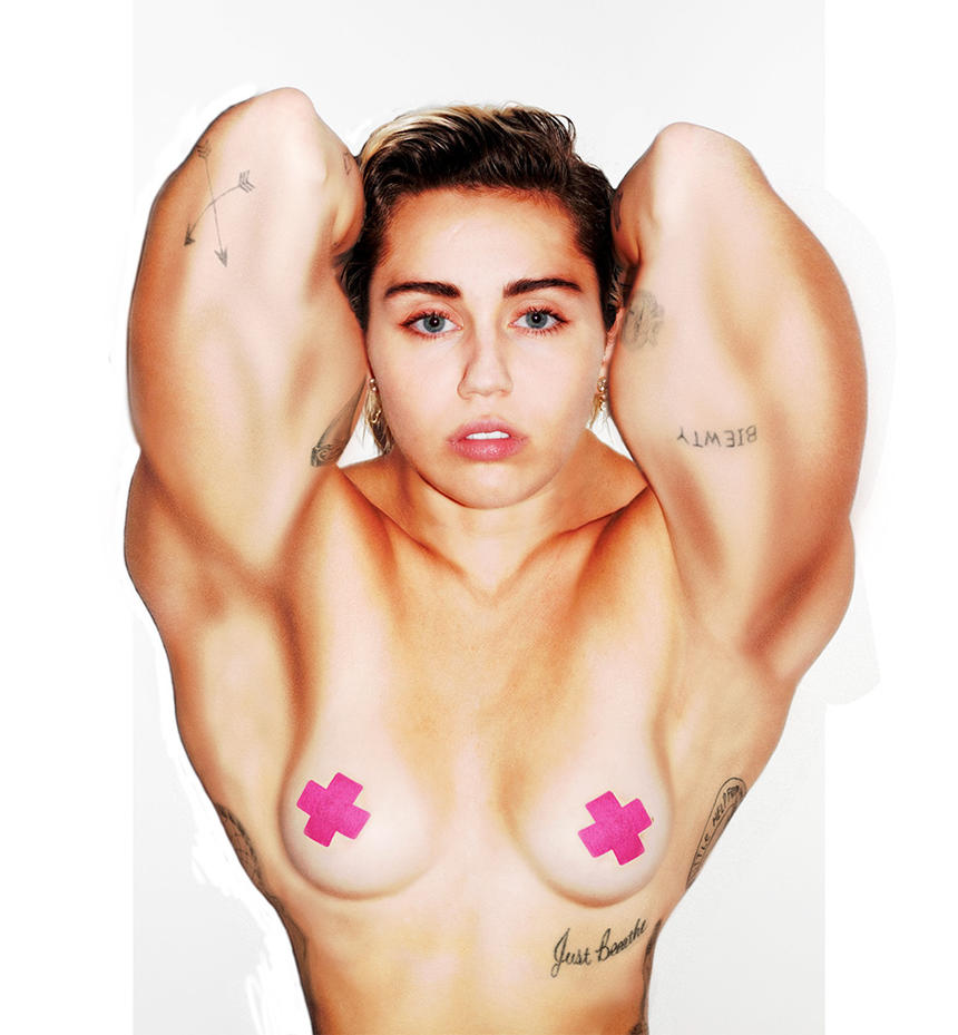 Miley Cirus by acidrain101