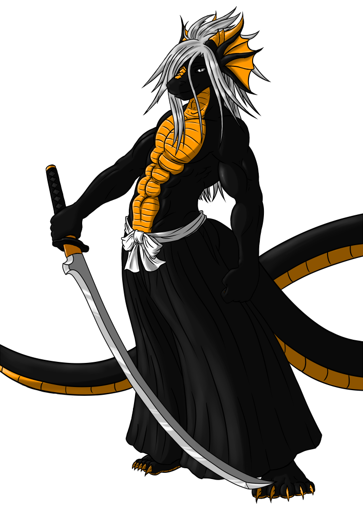 Dragon Clan Samurai HwangoDragon Samurai