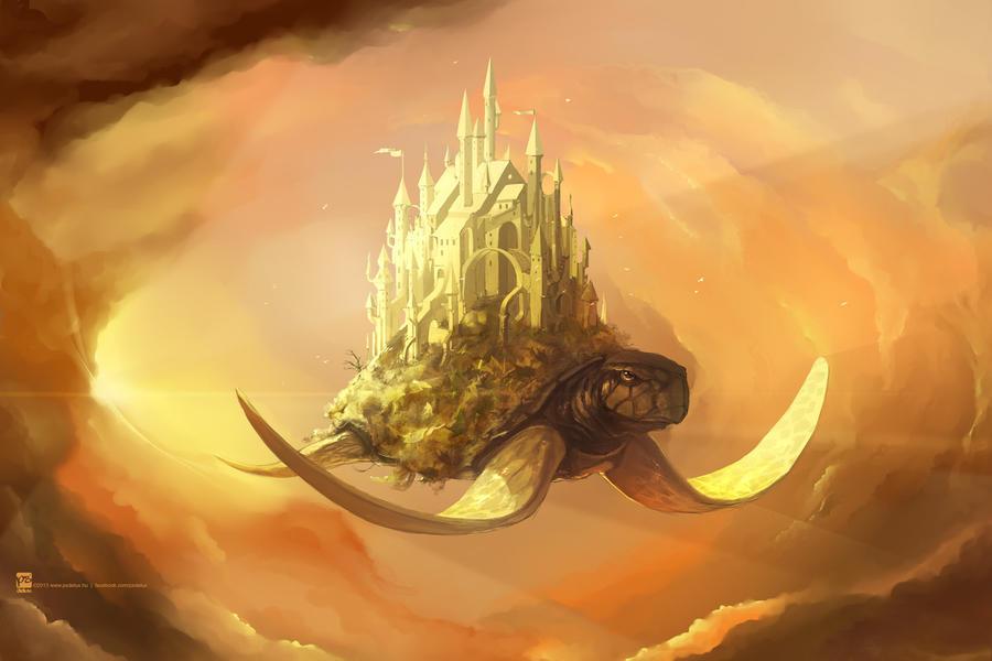 wandering kingdom by psdeluxe
