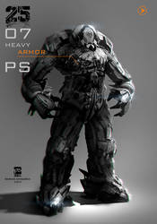 Heavy Armor 0725 by psdeluxe