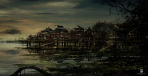 Ylaru docks by psdeluxe