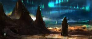 20141102 Landscape by psdeluxe