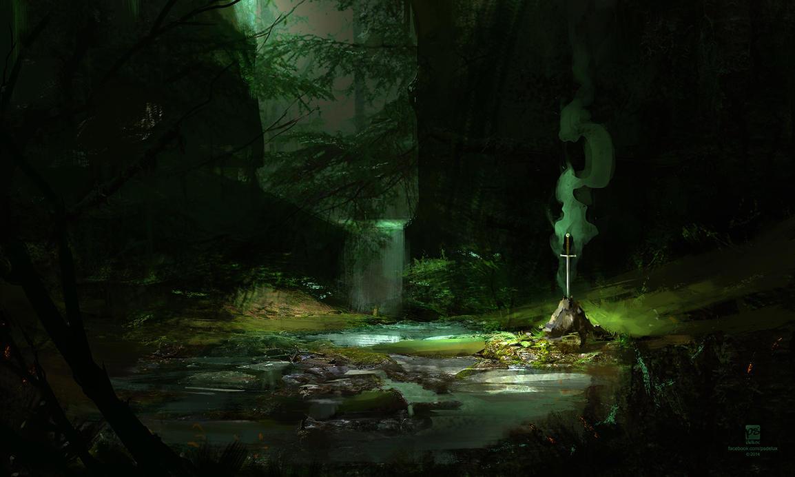 Excalibur by psdeluxe