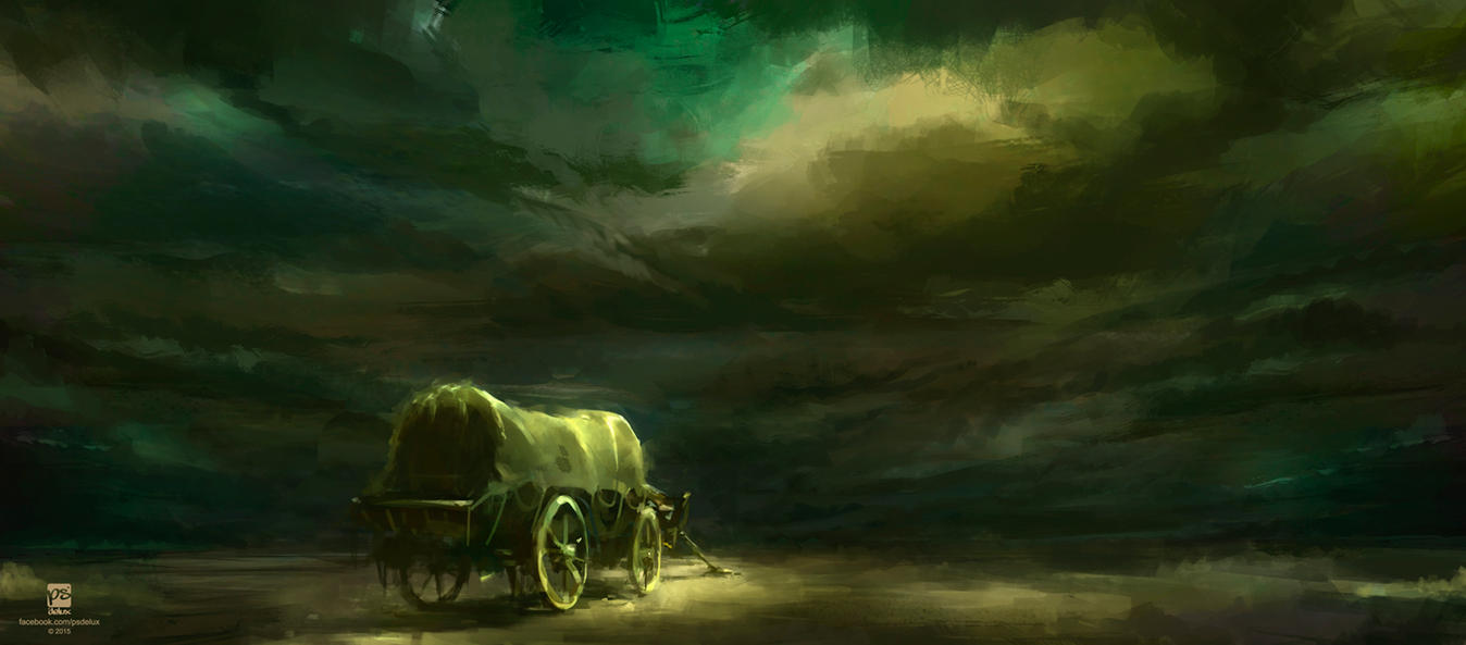 20150119 Abandoned Cart by psdeluxe