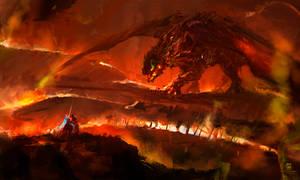 20150611 Dragon Knight Fire