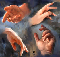 20160813 Hands Psdelux by psdeluxe