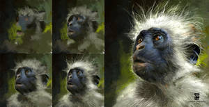 20160914 Monkey Process Psdelux by psdeluxe