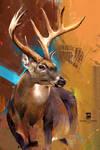 20161210 Deer Psdelux