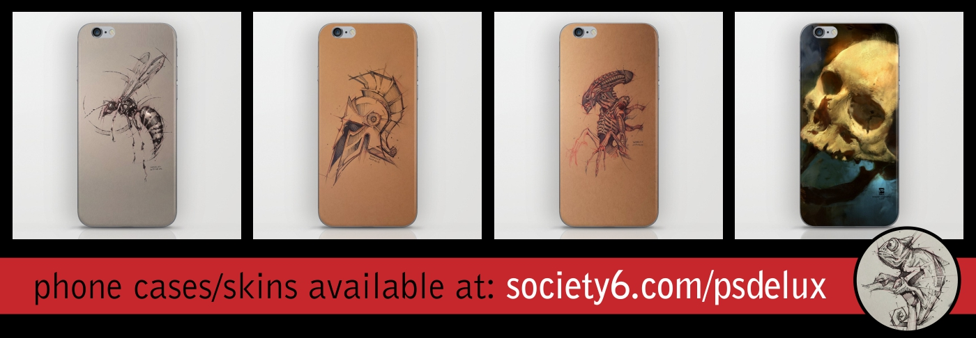 Phone cases skins society6 psdelux by psdeluxe on deviantart for Websites similar to society6