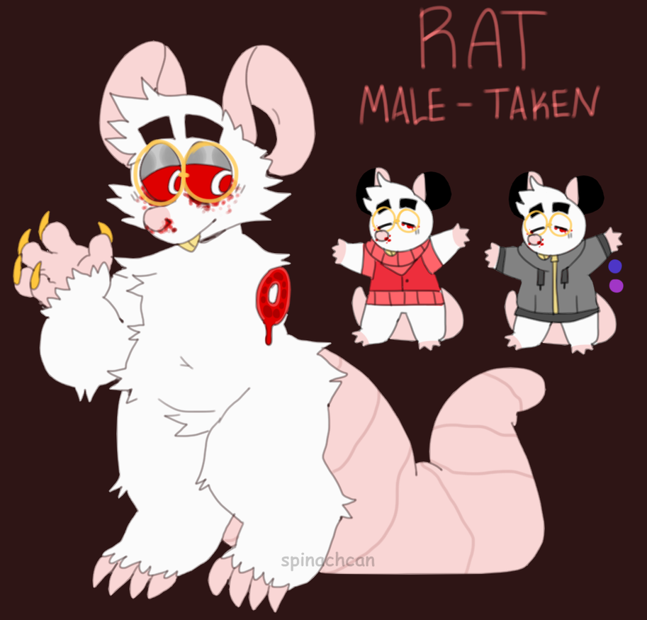 | Rat - Reference | by TOMATTY