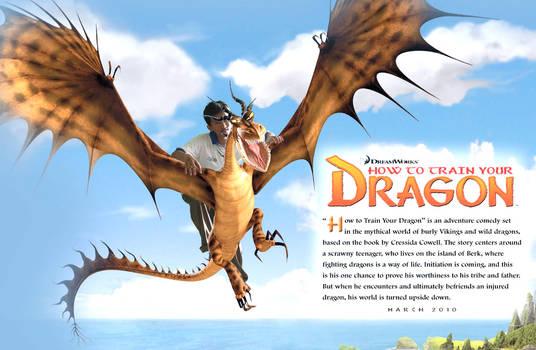 How to train my dragon