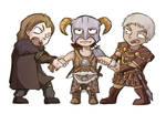 war around Dovahkiin