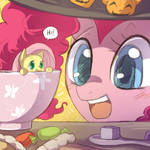 MLP: shy cup