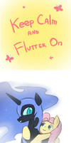 MLP: Keep Calm and Flutter On
