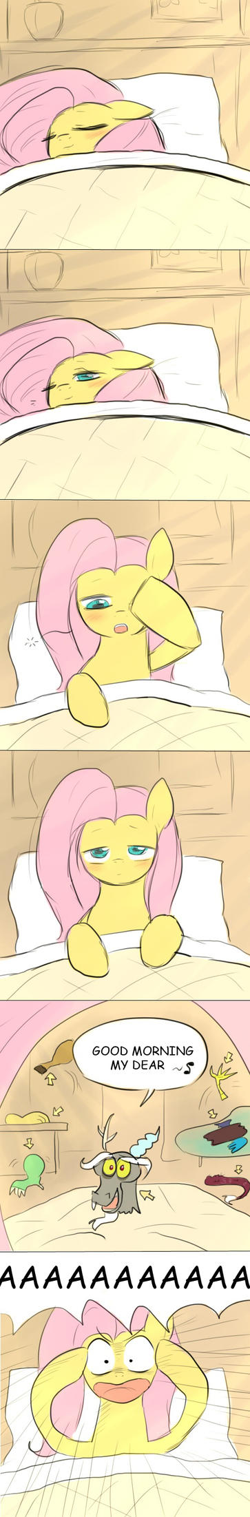 MLP: good morning by keterok