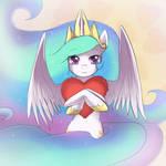 MLP: Celestia's heart