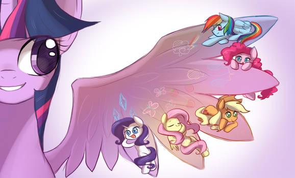 MLP: wings