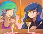 MLP: Ice cream for breakfast