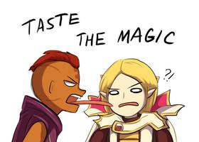 Magic by keterok