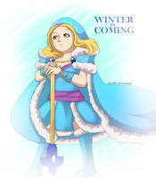 Winter is coming (+information for vk) by keterok