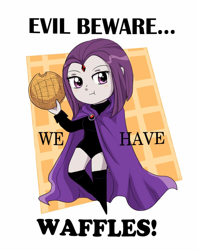 Evil beware... by keterok