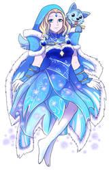 Crystal Maiden Arcana