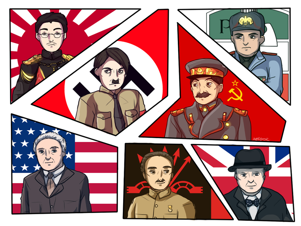 ideologies of hitler and stalin The dictators: hitler's germany, stalin's  hitler and stalin were convinced of their unique and  yet one wonders–if such ideologies could once before .