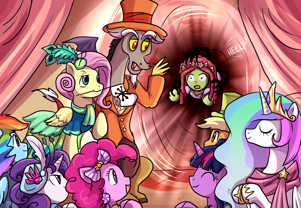 MLP - How could it be by keterok